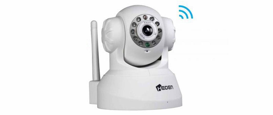 Configurer et programmer avec une webcam Heden