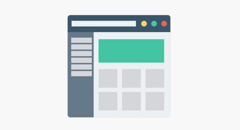 Créer un template ou design de site sans inspiration