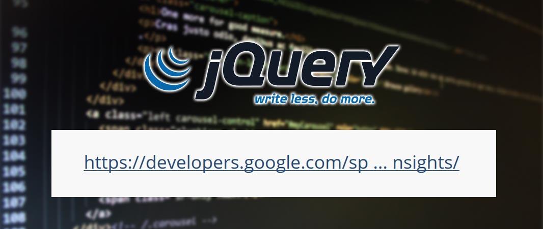 Script Jquery réduction des ancres de lien URL