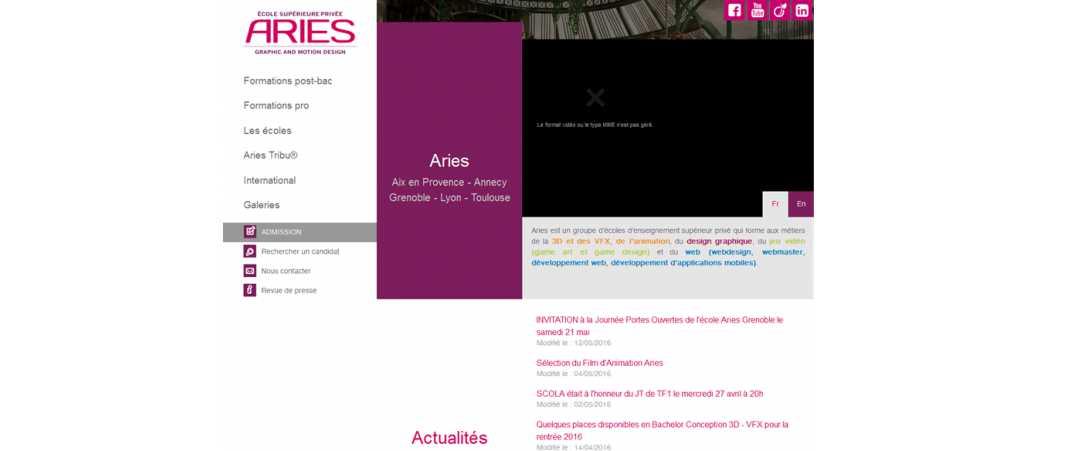 Aries Aix en Provence