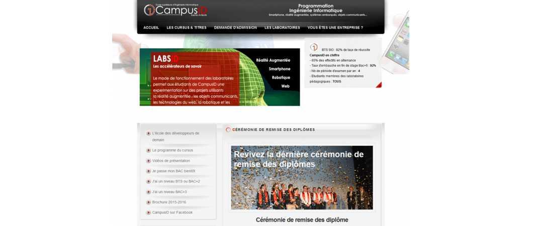 Campusid – Ecole Supérieure d'Informatique