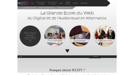 Ecitv – Ecole de Communication d'Internet et de Television