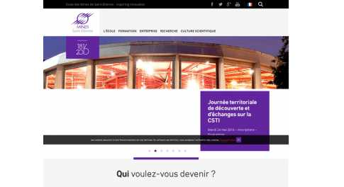 Ecole des Mines Saint Etienne