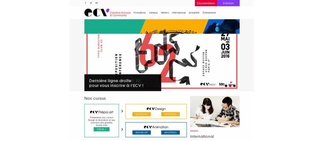 Ecv – Ecole de Communication Visuelle