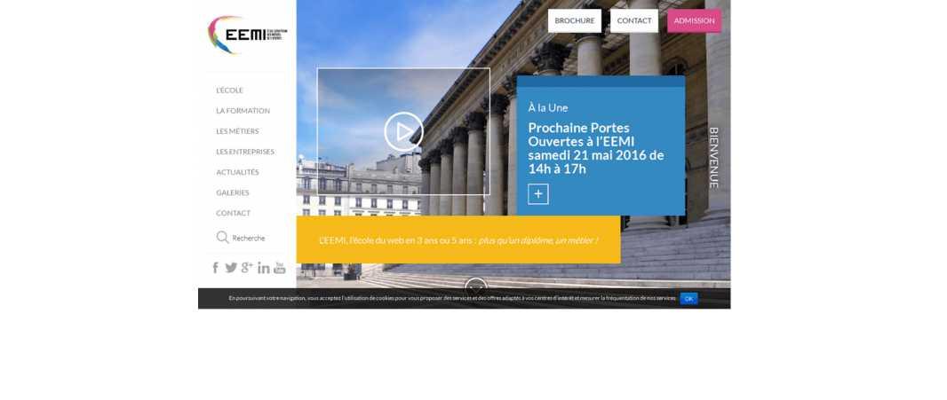 EEMI – Ecole Europeenne des Métiers de l'Internet