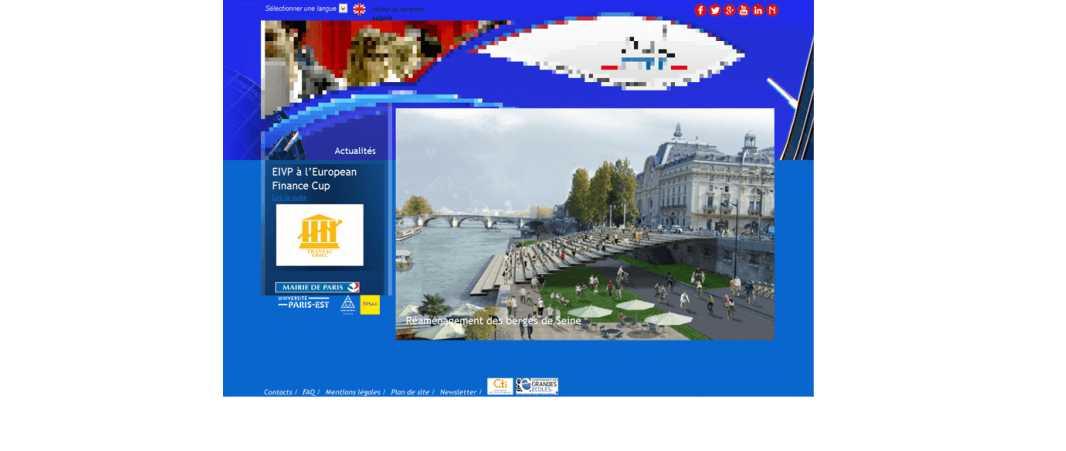 Eivp – Ecole des Ingénieurs de la Ville de Paris