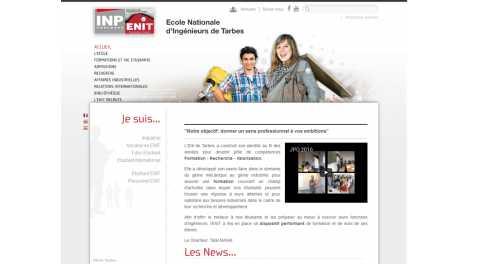 Enit – Ecole Nationale d'Ingénieurs de Tarbes