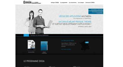 Ensia – Ecole Nationale des Sciences Informatiques Appliquees