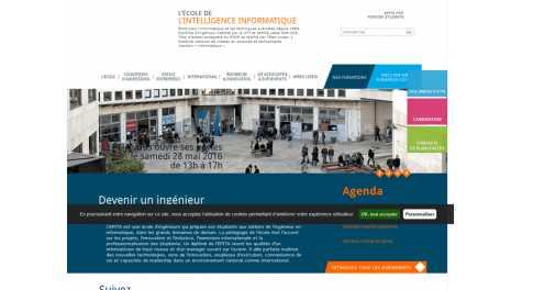 Epita – Ecole pour l'Informatique et Les Techniques Avancees