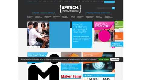 Epitech – Ecole pour l'Informatique et Les Nouvelles Technologies