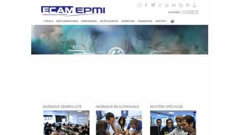 Epmi – Ecole d'Electricite de Production et des Methodes Industrielles