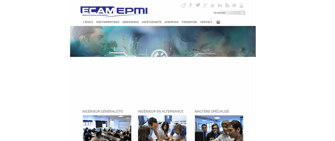 Epmi – Ecole d'Electricite de Production et des Methodes Industrielles