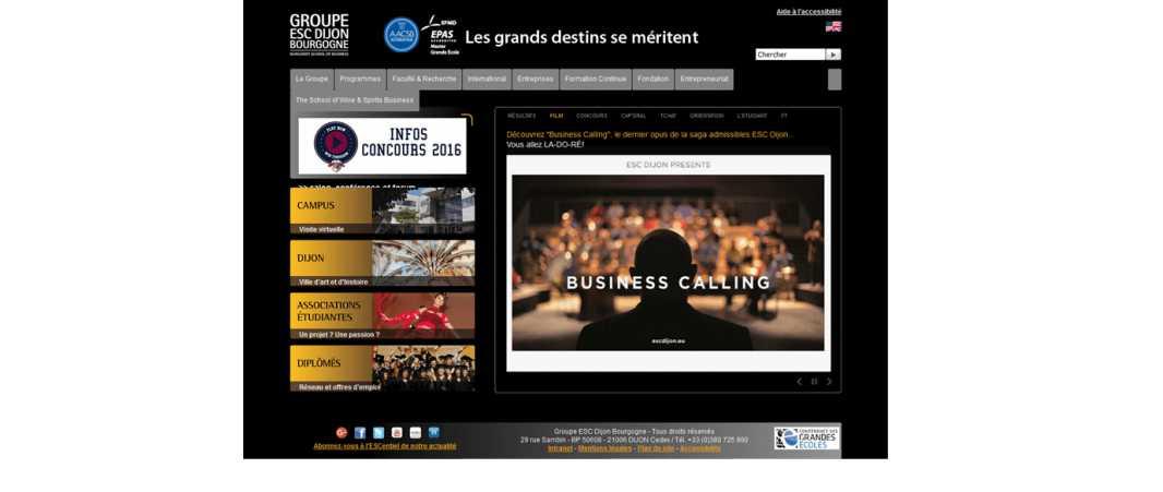 ESC Dijon Bourgogne