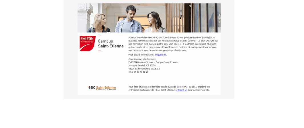 ESC Saint-Etienne