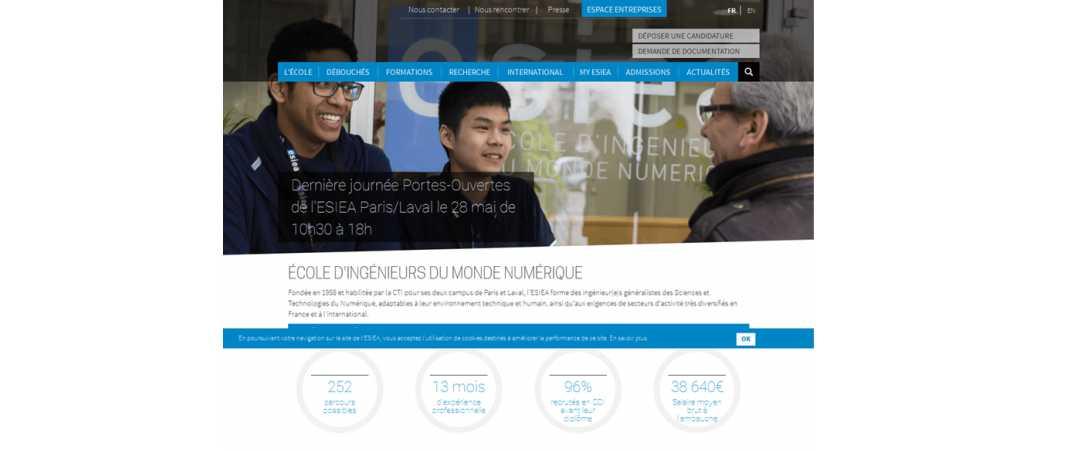 Esiea – Ecole Supérieure d'Informatique d'Electronique et d'Automatique