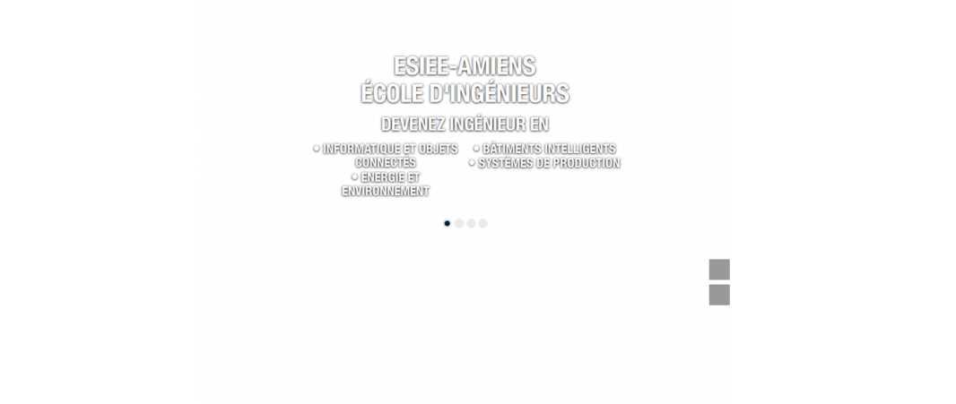 Esiee Amiens – Ecole Supérieure d'Ingénieurs en Electrotechnique et Electronique d'Amiens