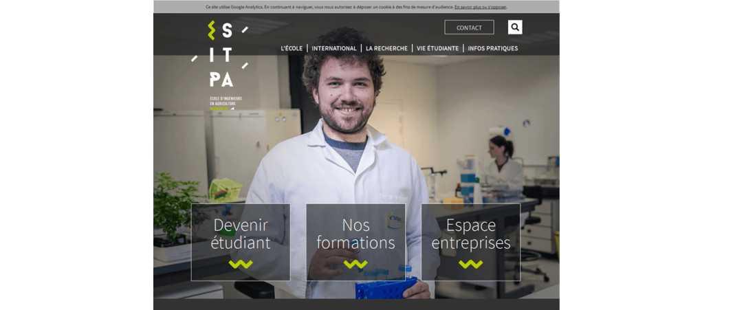 Esitpa – Ecole d'Ingénieurs