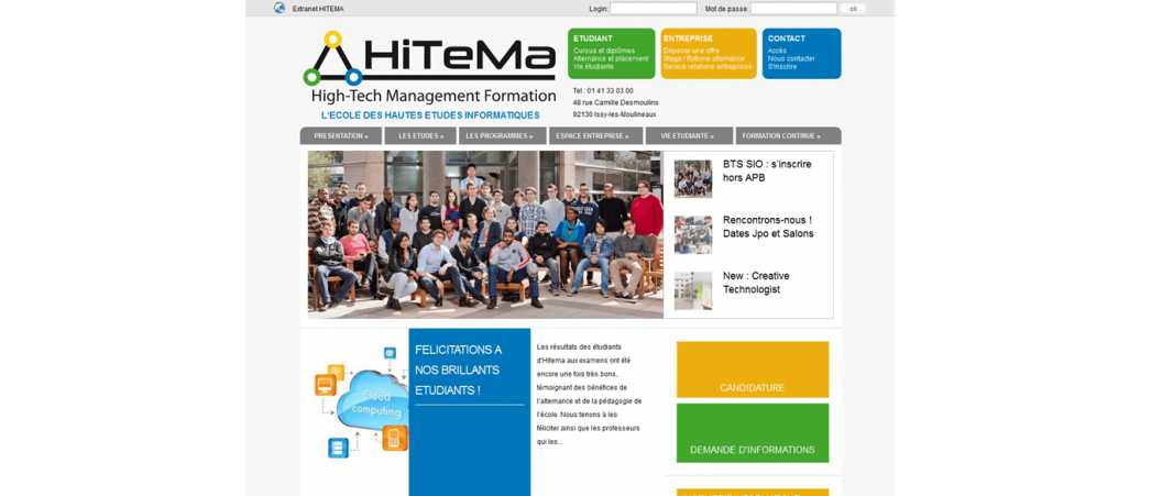 Hitema – High Tech Management