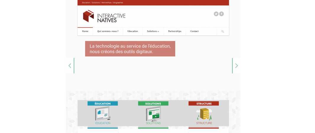 Interactive Natives