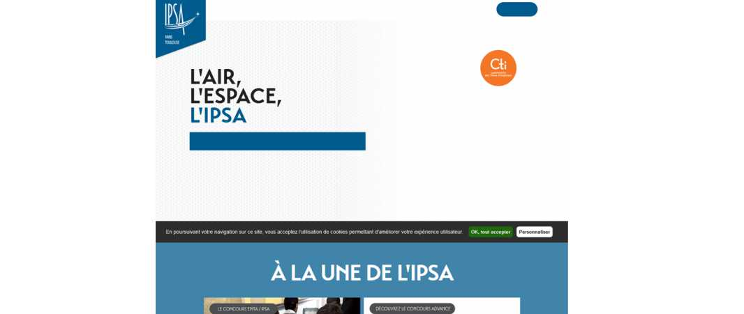 Ipsa – Institut Polytechnique des Sciences Avancees