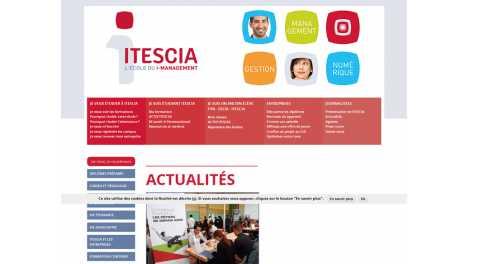 Itin – Ecole Supérieure d'Informatique Reseaux et Telecoms