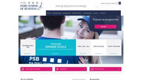 Paris School Of Business – Esg Management School