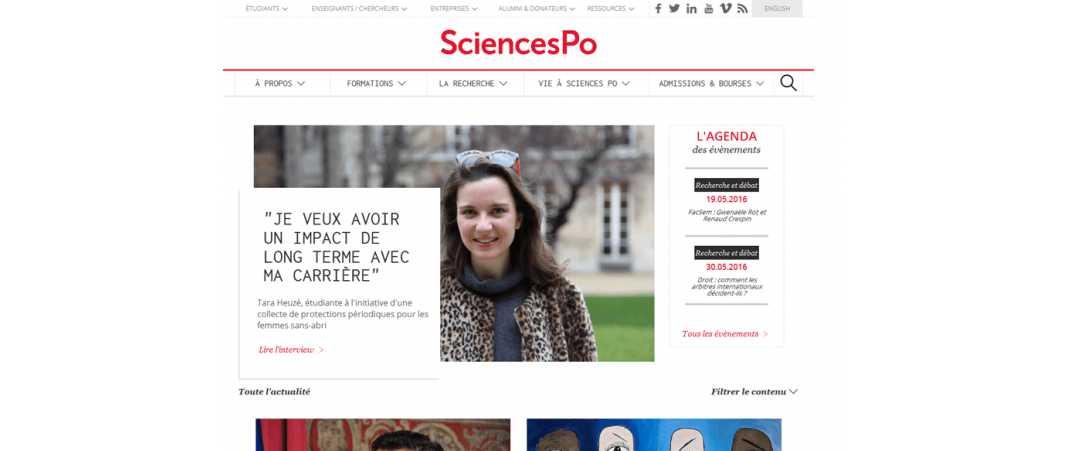 Sciences Politiques – Iep Paris