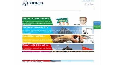 Supinfo – Ecole Supérieure d'Informatique