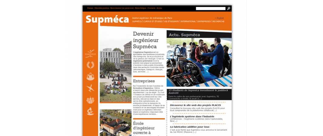 Supmeca – Institut Superieur de Mecanique de Paris