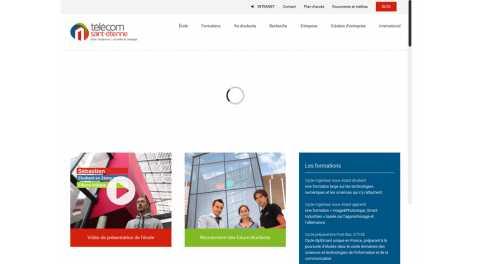 Telecom Saint Etienne