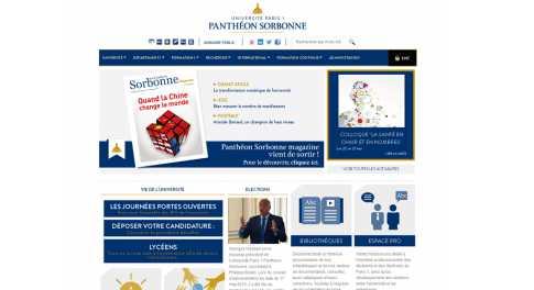 Université Paris 1 – Pantheon Sorbonne