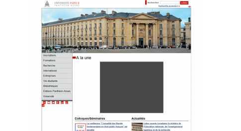 Université Paris 10 – Nanterre