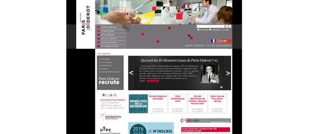 Université Paris 7 – Denis Diderot