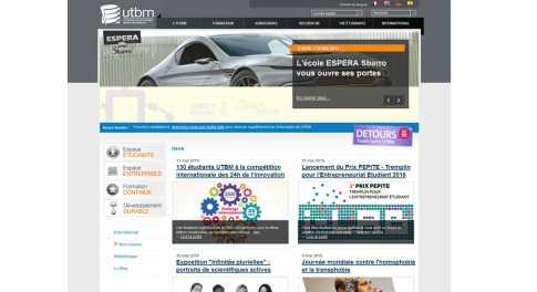 Utbm – Université de Technologie de Belfort Montbeliard