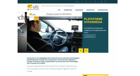 Utc – Université de Technologie de Compiegne