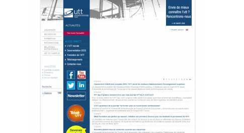 Utt – Université de Technologie de Troyes