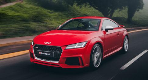 Blog d'actus automobile de marque Audi