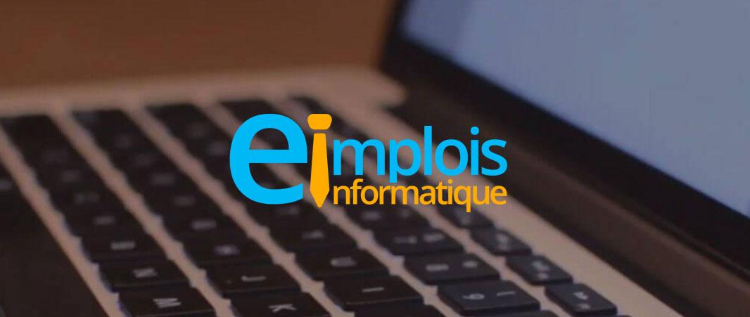 Logo Emplois Informatique
