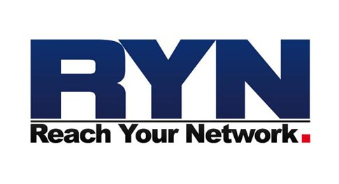 Logotype Reach Your Network RYN