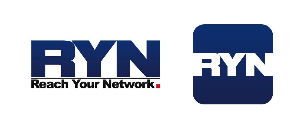 Logotype Reach Your Network RYN