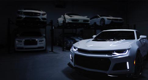 Site Internet d'annonces de voiture
